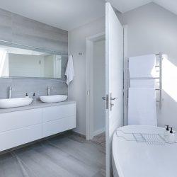 צביעת חדר אמבטיה
