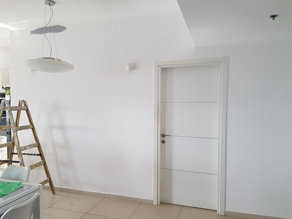 צביעת דירה 3 חדרים