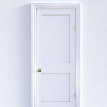 צביעת דלתות